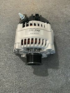350 Amp High Output New Alternator Dodge Ram 1500 2500 3500 V8 5 7l