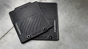 Genuine 2013 Toyota Tacoma All Weather Floor Mats Pt908 35120 20