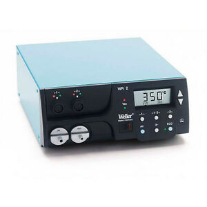 Weller Wr2 Digital Self contained 2 Channel Rework Station