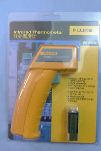 Fluke 59 Mini Handheld Digital Infrared Thermometer K4