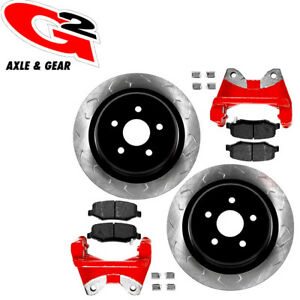 G2 Core Front Big Brake Kit For Jeep Wrangler Jk Jku 2007 2018 79 2050 1