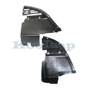 93 02 Camaro Front Bumper Spoiler Valance Apron Panel Left Right Side Set Pair