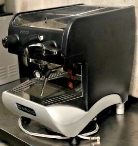 Rancilio Epoca S 1 Gr Espresso Cappuccino Machine Light Use