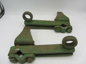 Set Of John Deere Rear Hydraulic Rock Shaft Lift Arms A B G 50 60 70 Cultivator