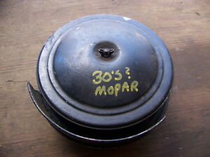 1930 s Mopar Air Cleaner Oem 1931 1932 1933 1934 Dodge Plymouth Chrysler