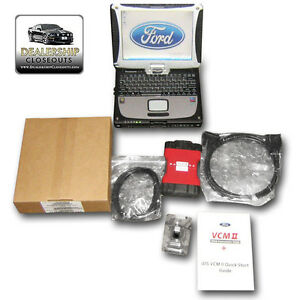 Ford Rotunda Dealer Ids Vcm Ii Vcm 2 Toughbook Dealer Package W subscription New