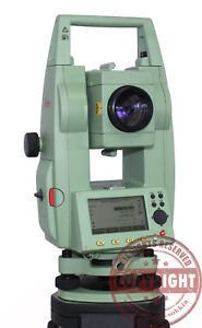 Leica Tcr403 Power Prismless Surveying Total Station topcon trimble sokkia nikon