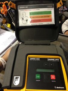 Medtronic Lifepak 500t Training Aed System