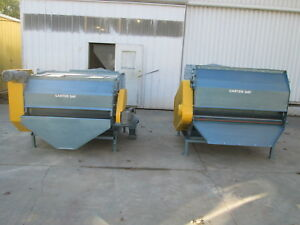 Carter Day Scalperator Scalper Seed And Grain Cleaner