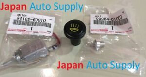 New Toyota Land Cruiser Bj4 Fj4 Fog Light Lamp Control Switch