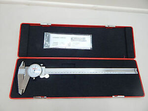 Spi 0 3000 Mm Dial Caliper 15 806 3 Res 0 02mm Nos