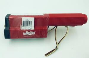 New Hot Shot The Red One Electric Livestock Cattle Prod Sabresix Handle Only