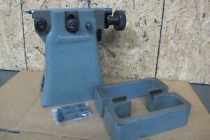 Bridgeport Tailstock W riser Block For Rotary Table