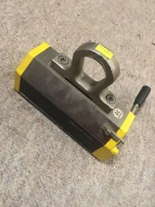 Technomagnete Maxx 500 Standard Magnetic Load Lifting Magnet