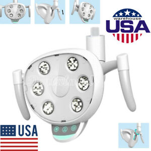 Coxo Dental Oral 6 Led Induction Led Light Lamp 6 10w Cx249 23 For Dental Chair