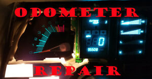 Chevy Cavalier 1985 1986 1987 1988 1989 Digital Instrument Cluster Repair