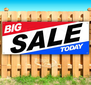 Big Sale Today Advertising Vinyl Banner Flag Sign Many Sizes