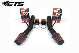 Ets Twin Turbo Air Intake Kit For 2009 15 Nissan Gtr R35