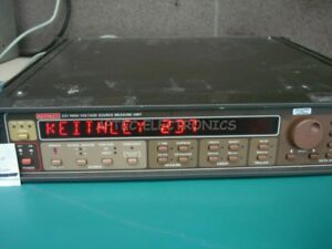 Keithley 237 High Voltage Source Measure Unit Software Rev A09