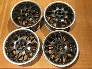Vw Bbs Rs771 Rs 771 Jetta Golf Anniversary Mk3 Mk4 Rims Wheels 16 6 5j Et42
