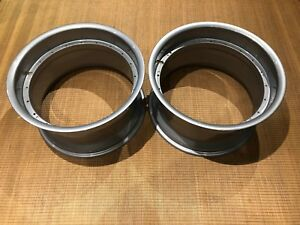 Bbs Rs 740 741 Pair Barrels 17 20 Holes For 2 Pice Rims Bmw M3 E46 E36 Mint