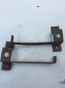 1932 Ford Rumble Seat Hinge Supports original