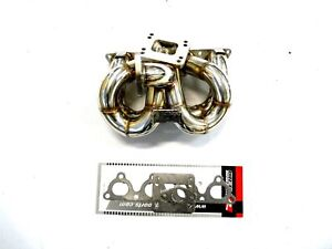 Obx D Series Turbo Manifold For Honda Civic D15 D16 Engines