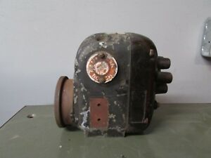 Bosch Magneto Mjc6c 6 Cylinder Motorcycle Mag