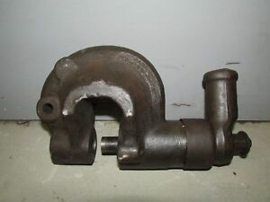 Whitney No 20 Punch 1 2 Dia Hole Working Condition U s a