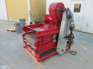 Calkins Seed And Grain Cleaner grader Treater