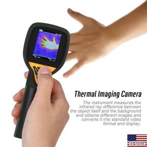 Handheld Infrared Thermal Imaging Camera 32x32 Temperature 20 To 300 Degree