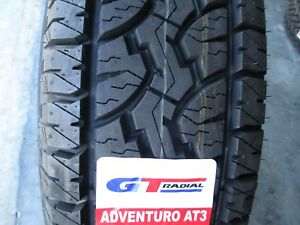 4 New 235 75r15 Gt Radial Adventuro At3 Tires 235 75 15 R15 2357515 75r Wl