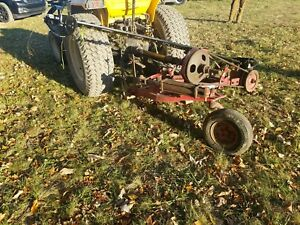 Ih 1000 7ft Sickle Bar Mower With All New Teeth Belt Drive Free Shipping