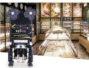 Microcomputer Automatic Bubble Tea Sealing Machine Commercial Cup Sealer