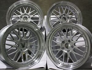 18 Spl Dare Rt Alloy Wheels Fits Jaguar Xk 1 Xk8 Xkr Xj X300 Xj40 5x120 65