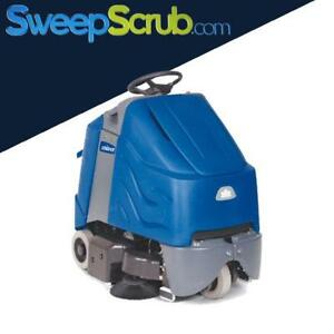 Windsor Chariot Iscrub 24 Disk Floor Scrubber Reconditioned