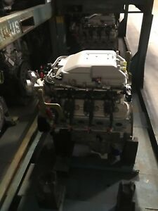 Gm Chevrolet Performance Lsa 6 2l Supercharged Engine New Long Block