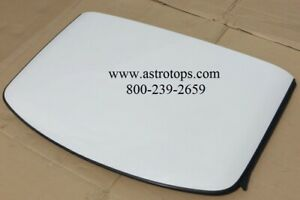 Corvette Roof 1984 86 Early White Fiberglass Top Targa T Top