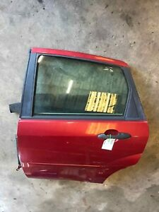 Ford Focus 2000 2007 Rear Door Shell Assembly Left Driver Side