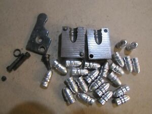 Ideal 358311 Single Cavity RN Bullet Mold Lead Bullet Casting Mould
