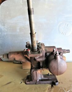 International 300 Utility Tractor Power Steering Shaft Gear Box Unit