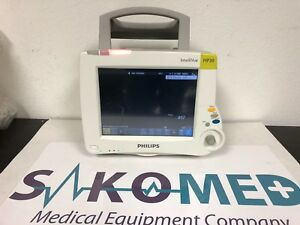 Philips Intellivue Mp30 Patient Monitor Rev J