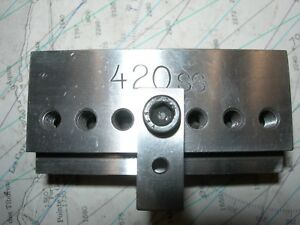 Machinist Cube Grinding Fixture