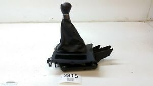 04 09 Mazda 3 Manual Transmission Gear Shifter Assembly W Knob Boot Oem