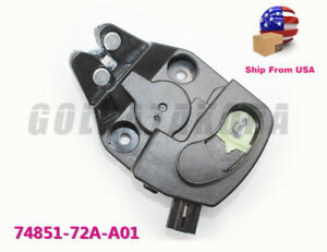 74851 S5a A01 Trunk Lid Latch Lock Release Handle For Honda Civic 74851 T2a A01