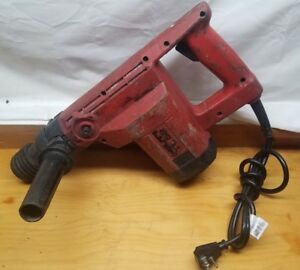 Hilti Red Te52 Corded Rotary Hammer Drill