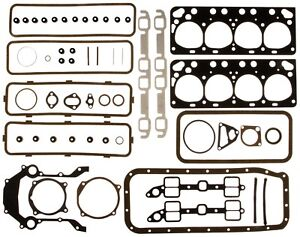 1955 1964 Ford Y Block 272 292 312 Engine Full Gasket Set Mahle 95 3319