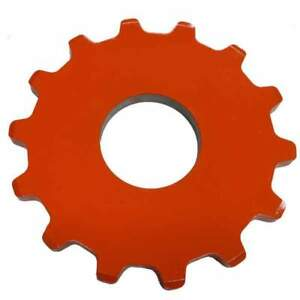 14 Tooth Plate Sprocket 2 609 Inch Pitch X 7 8 Plate Fits Common Engineering