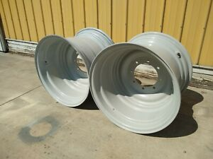 Tractor Combine Tire Rims Made By Titan Wheel Size 26 X Dw20a