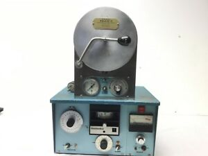 Vintage Howmedica Micro bond Phase Ii Solid State Control Furnace Oven Dental